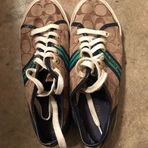 Coach shoes size 7.5